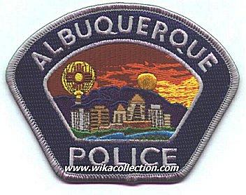 albuquerque police patches eBay