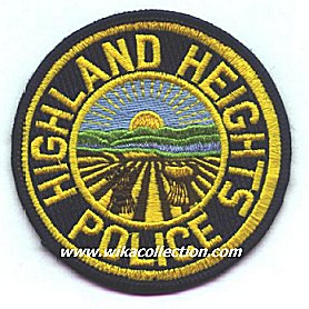 City Of Huber Heights Ohio Police Department