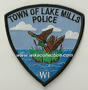 City Of Lake Mills Wi Police Department